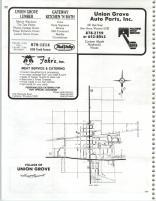 Map Image 019, Kenosha and Racine Counties 1986